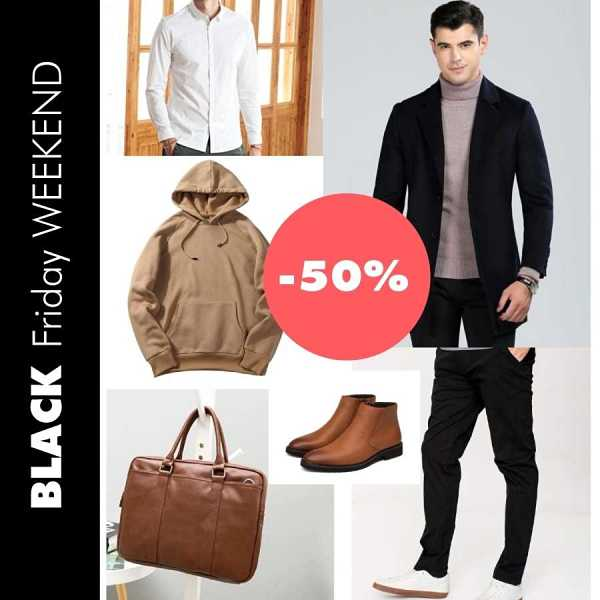 c24d5e7f9ab99 Black Friday Sale Men Accessories 7