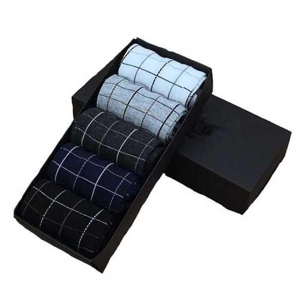 pair business socks for men 27