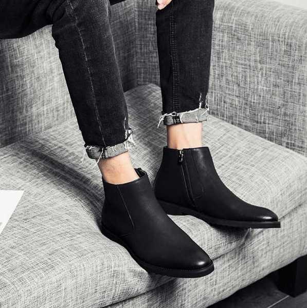 chelsea boots for men 1