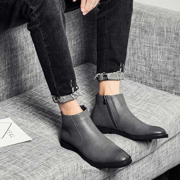 chelsea boots for men 12