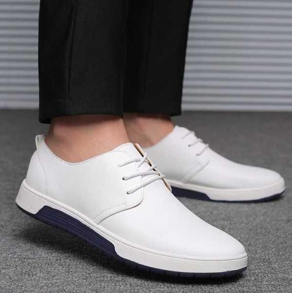 elegant leather shoes for men 13