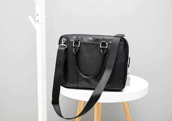 luxury leather briefcase bag for men 2