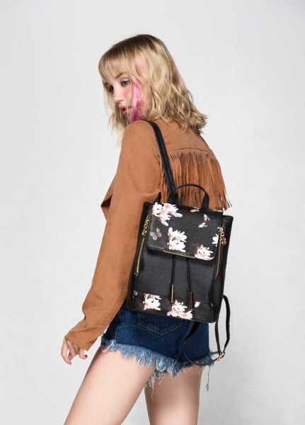 preppy backpack shoulder bag for women 26