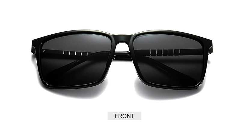 square polarized sunglasses for men 14