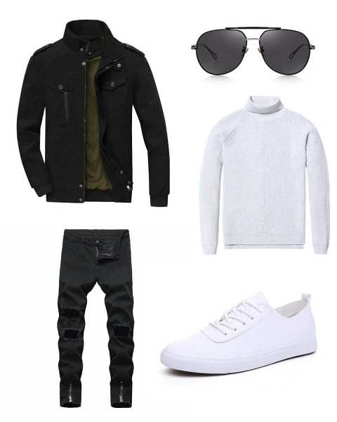 3c2cbb9a47022 Get the Look for Men in Winter