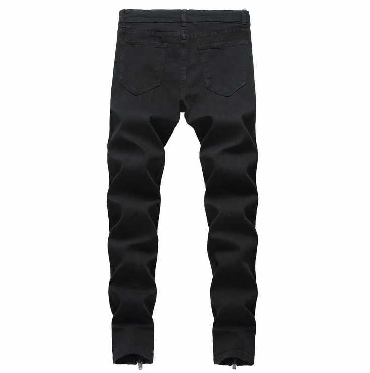 black ripped skinny jeans for men 16