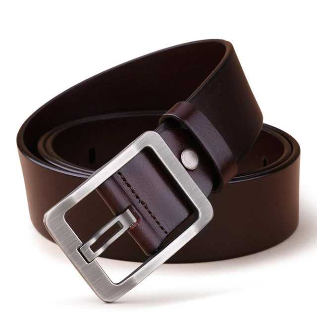 genuine leather belt in cowboy style 12