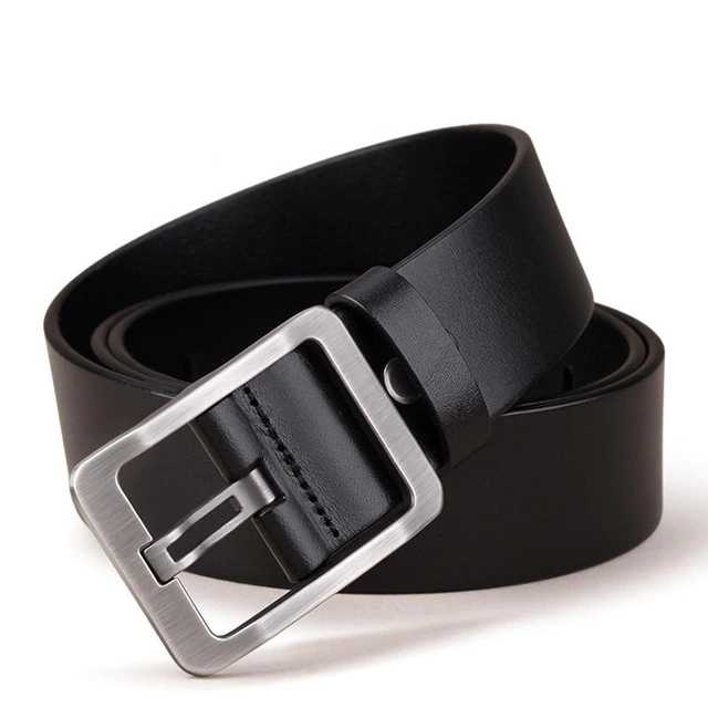 genuine leather belt in cowboy style 13