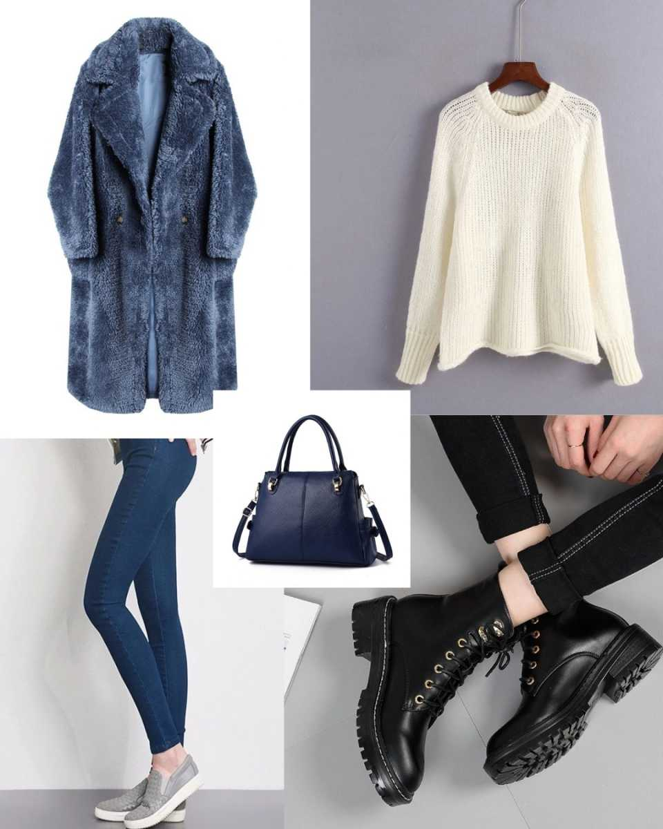 womens outfit inspiration in december