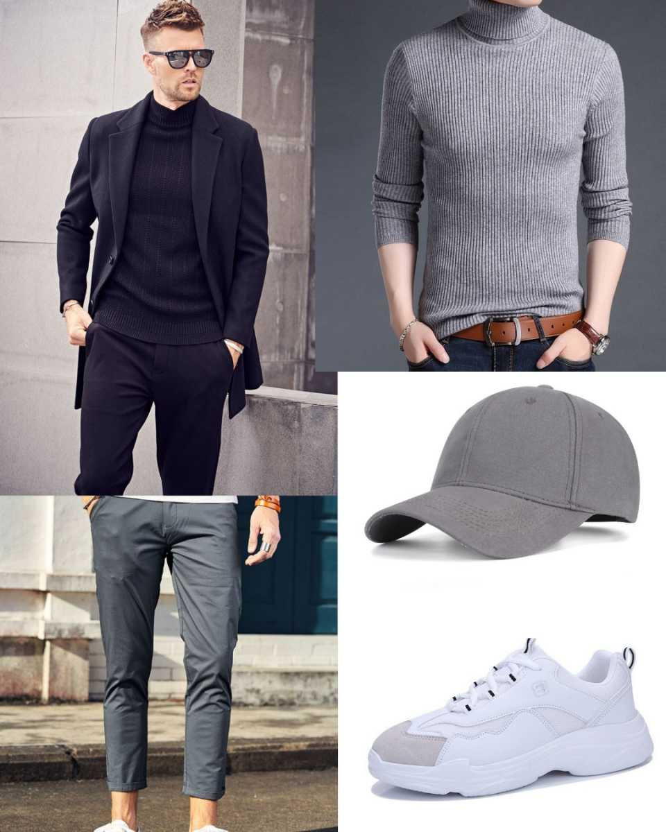 Ment Outfit January