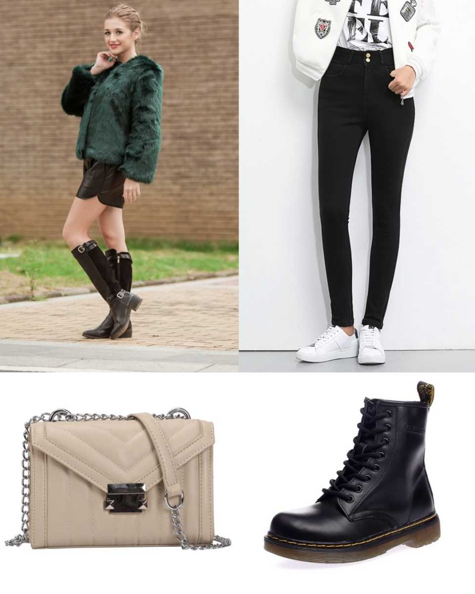 c35d7ca9cf649 Leather boots outfits for women