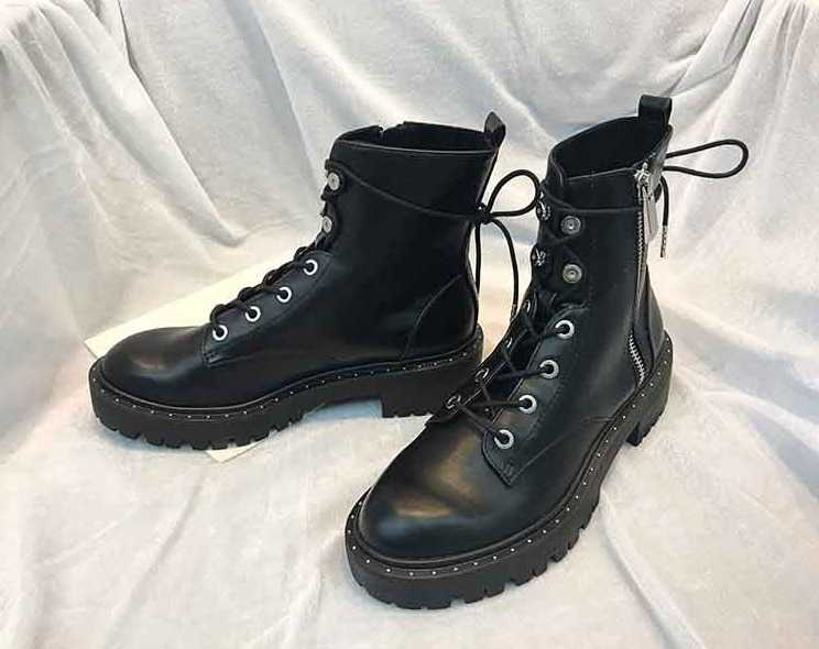 black fashion boots for women 13