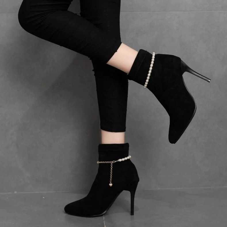 leather ankle boots for women 15