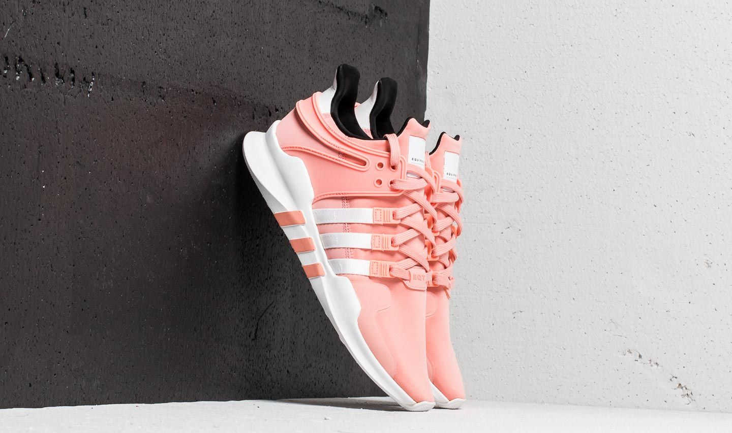 adidas EQT Support ADV Trace Pink/ Ftw White/ Core Black Footshop ...