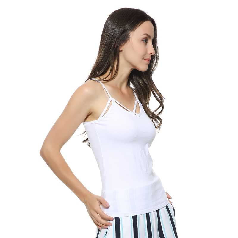tank top with spaghetti straps for women 664312