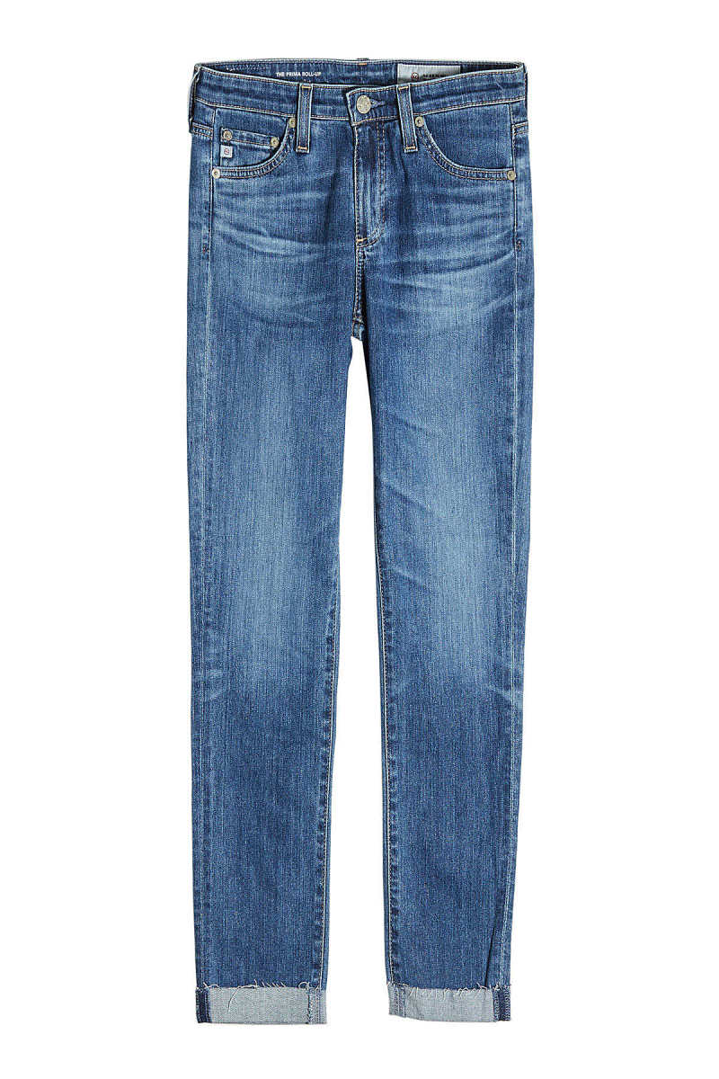 AG Jeans Prima Roll Up Skinny Jeans GOOFASH 292078
