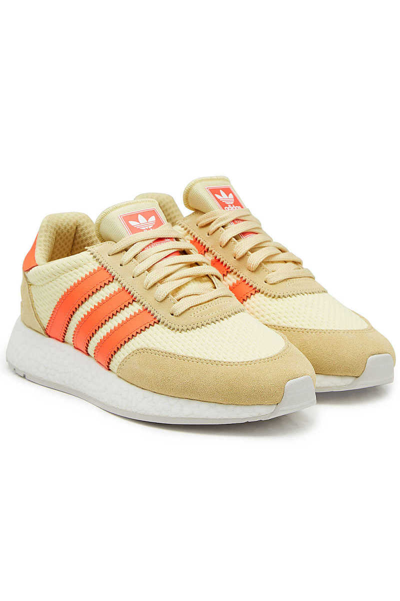 Adidas Originals I-5923 Sneakers with Leather GOOFASH 293890