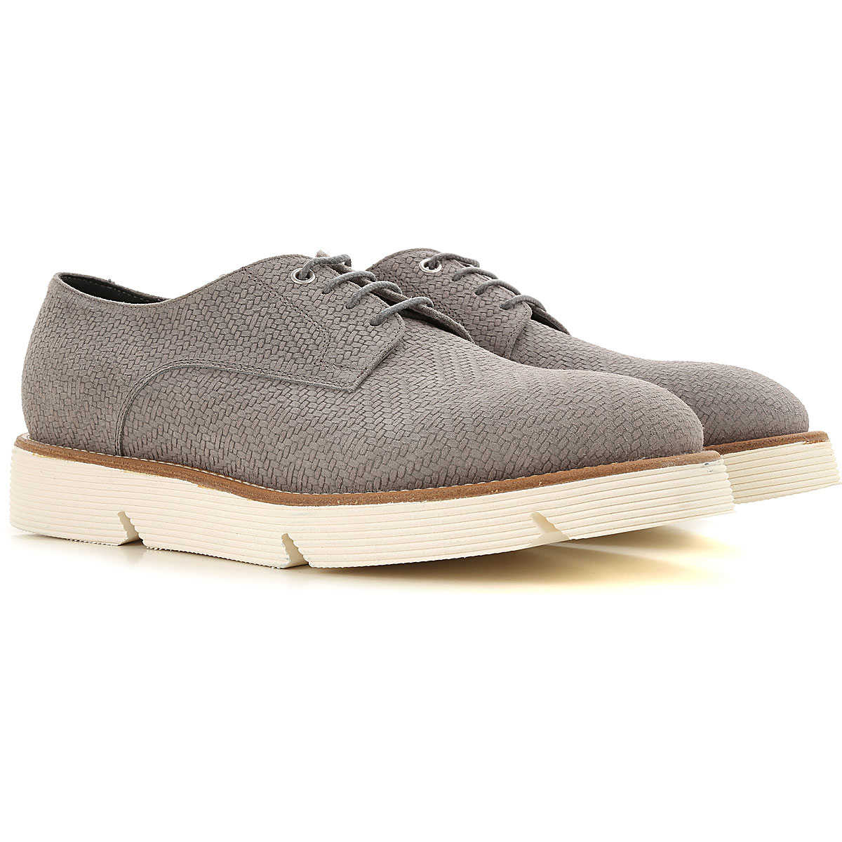 Alberto Guardiani Lace Up Shoes for Men Oxfords