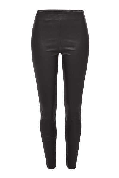 Anine Bing Petra Leather Leggings GOOFASH 294447
