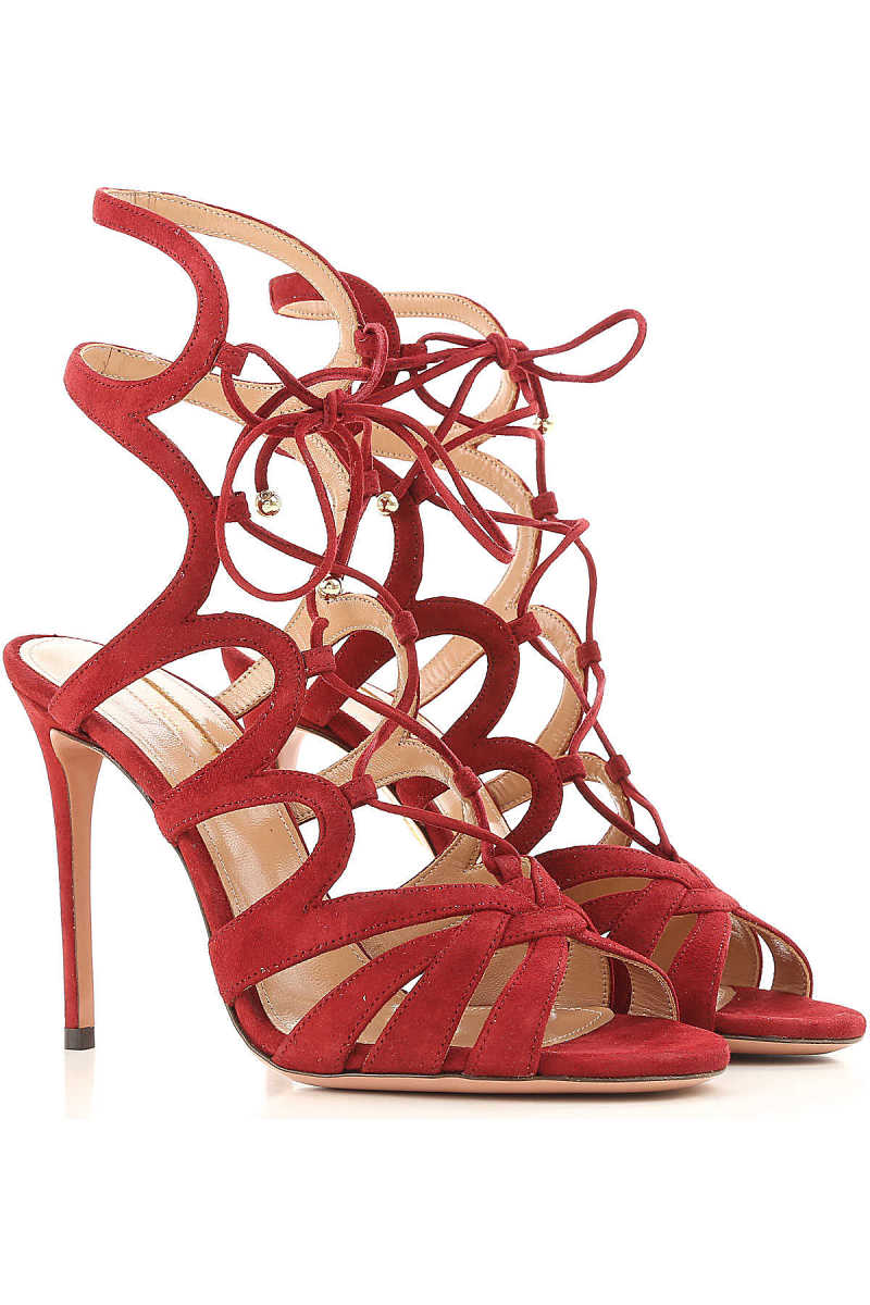 Aquazzura Sandals for Women On Sale in Outlet