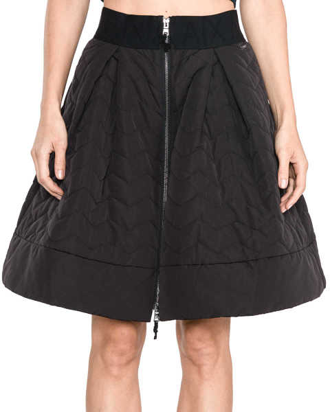 Armani Exchange Skirt Black GOOFASH 274917