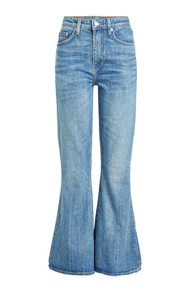 BROCK COLLECTION Belle Cropped and Flared Jeans GOOFASH 275891
