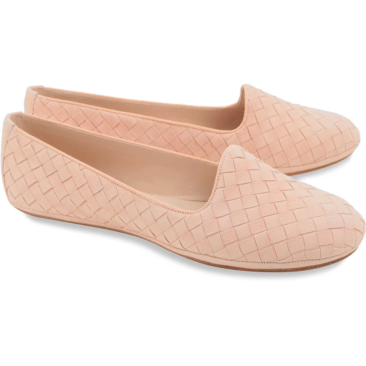 Bottega Veneta Loafers for Women On Sale in Outlet