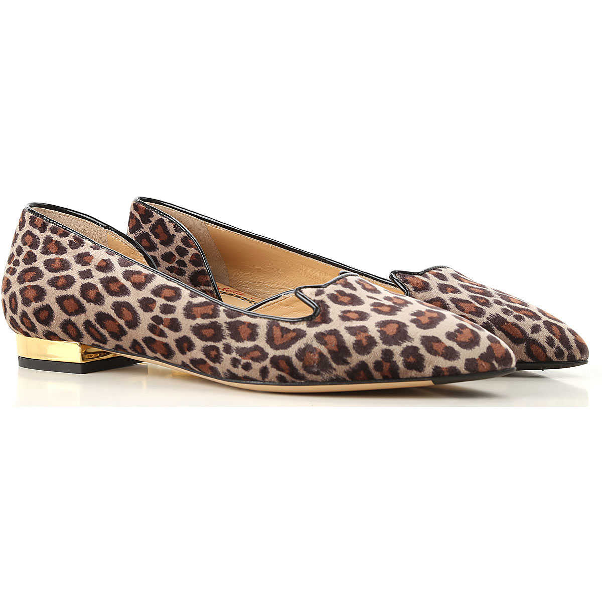 Charlotte Olympia Ballet Flats Ballerina Shoes for Women On Sale