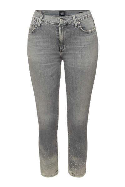 Citizens of Humanity Rocket Cropped Skinny Jeans GOOFASH 294780
