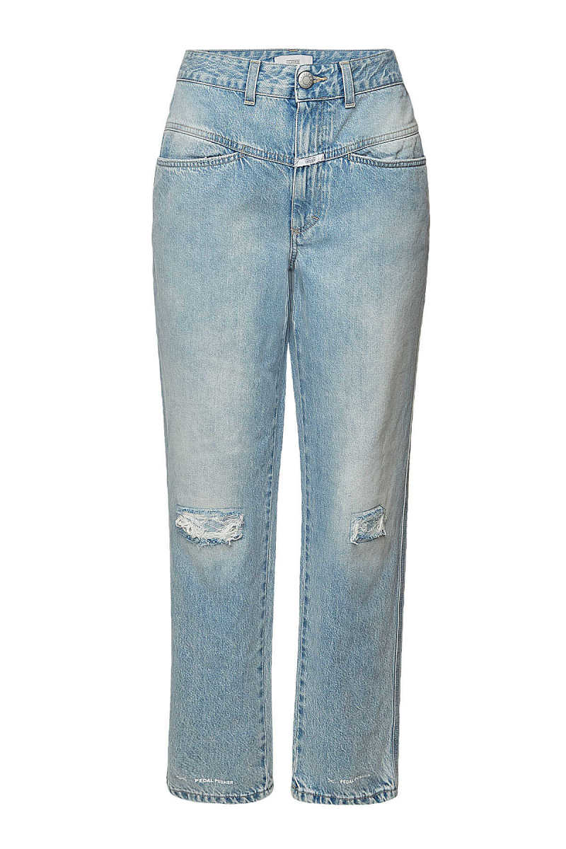 Closed Pedal Pusher Jeans GOOFASH 298903