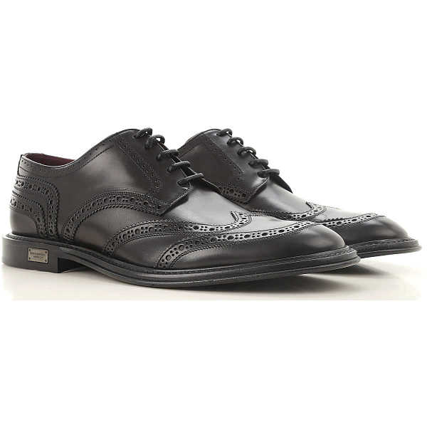 Dolce & Gabbana Brogue Shoes