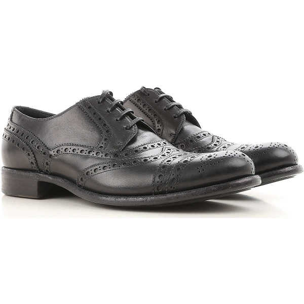 Dolce & Gabbana Brogue Shoes On Sale in Outlet
