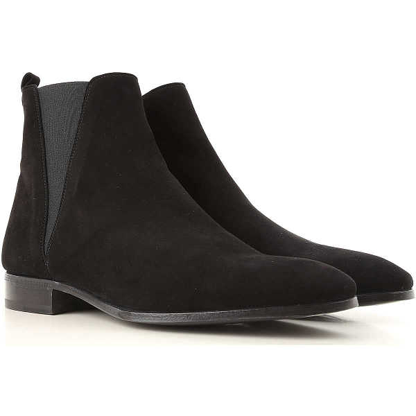 Dolce & Gabbana Chelsea Boots for Men On Sale