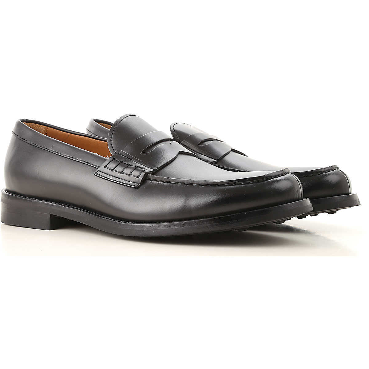 Doucals Loafers for Men On Sale