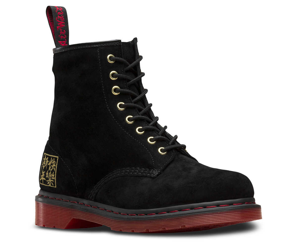 Dr Martens - 1460 Chinese New Year - GOOFASH