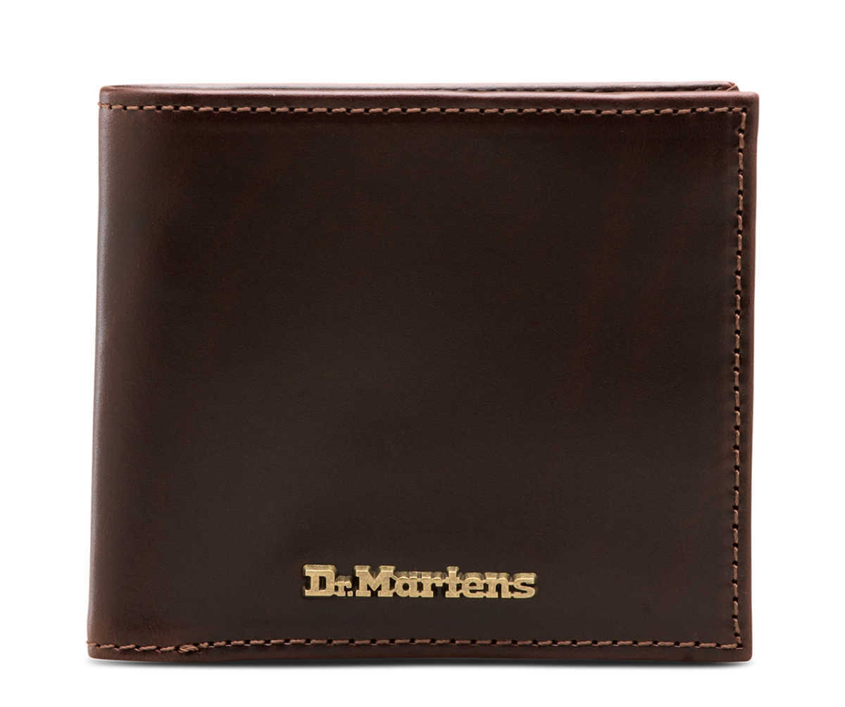 Dr Martens - Wallet made of Brando leather - GOOFASH