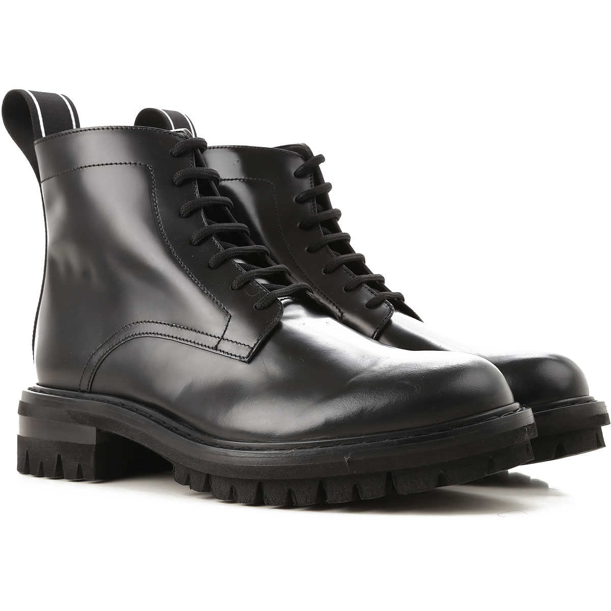 Dsquared2 Boots for Men, Booties, Black