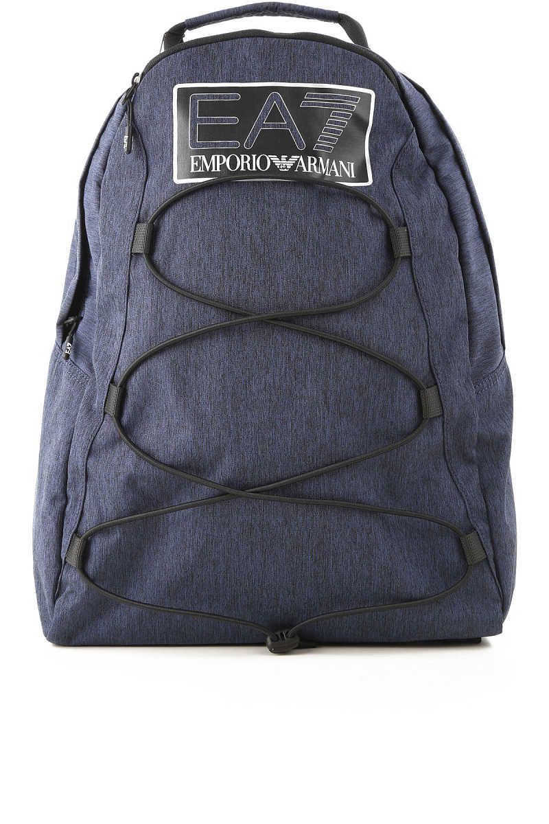 Emporio Armani Backpack for Men On Sale