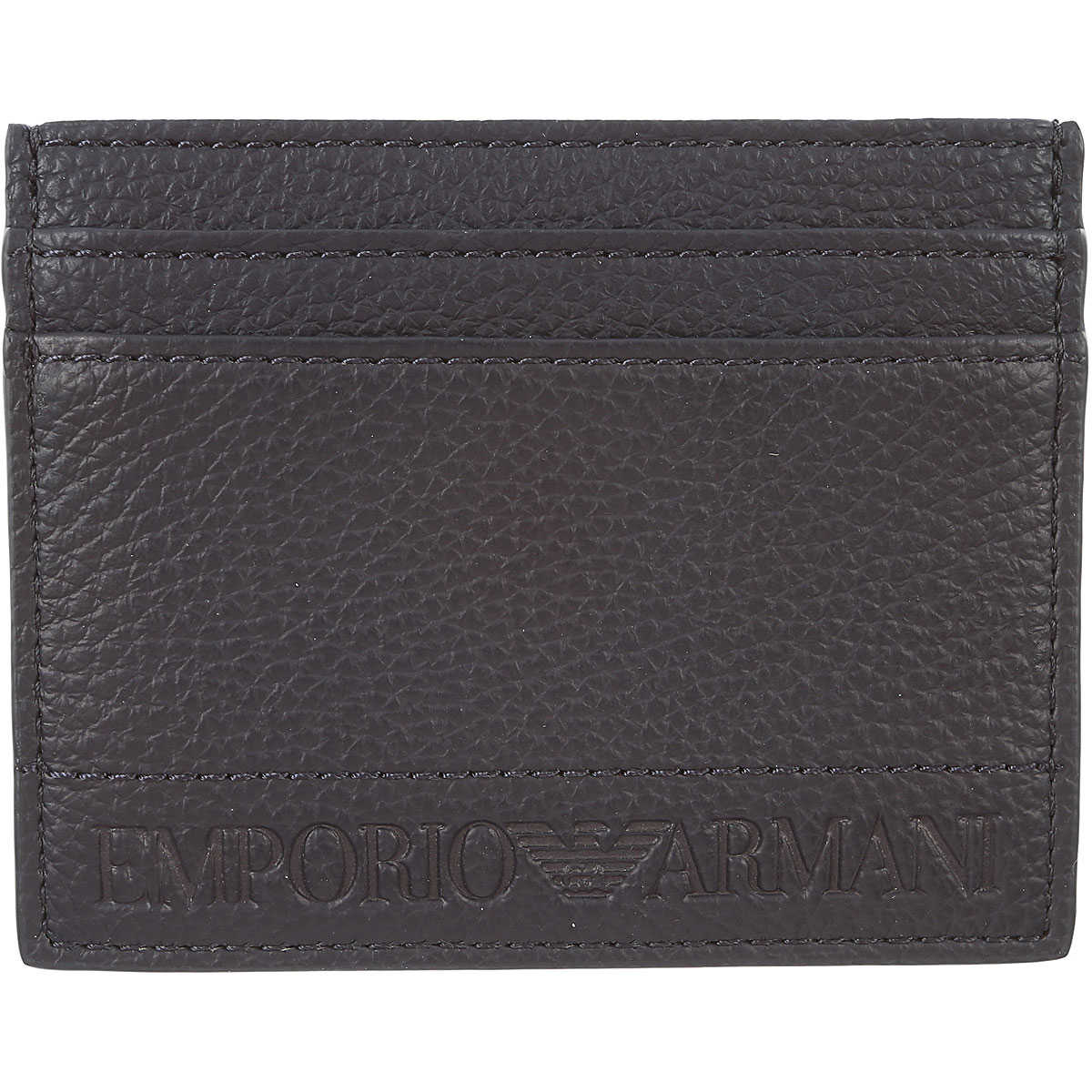 Emporio Armani Card Holder for Men On Sale