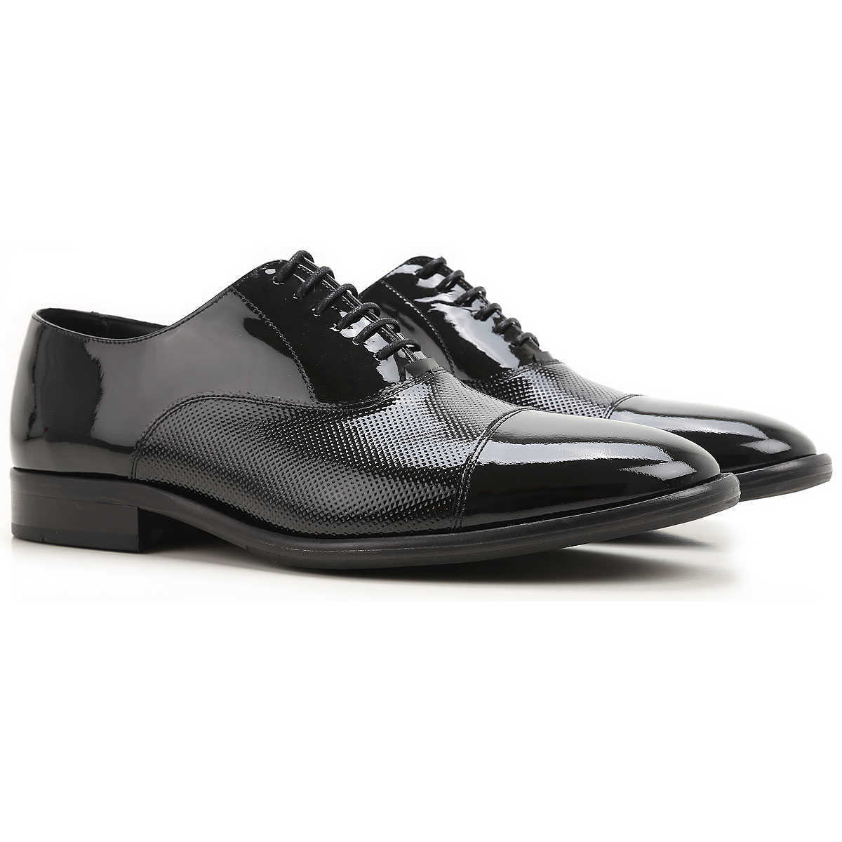 Emporio Armani Lace Up Shoes for Men Oxfords
