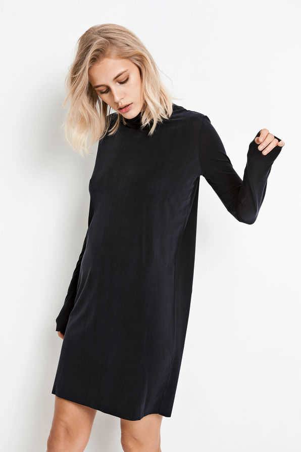 Envii Enmy Dress - Black GOOFASH X0000214400001102