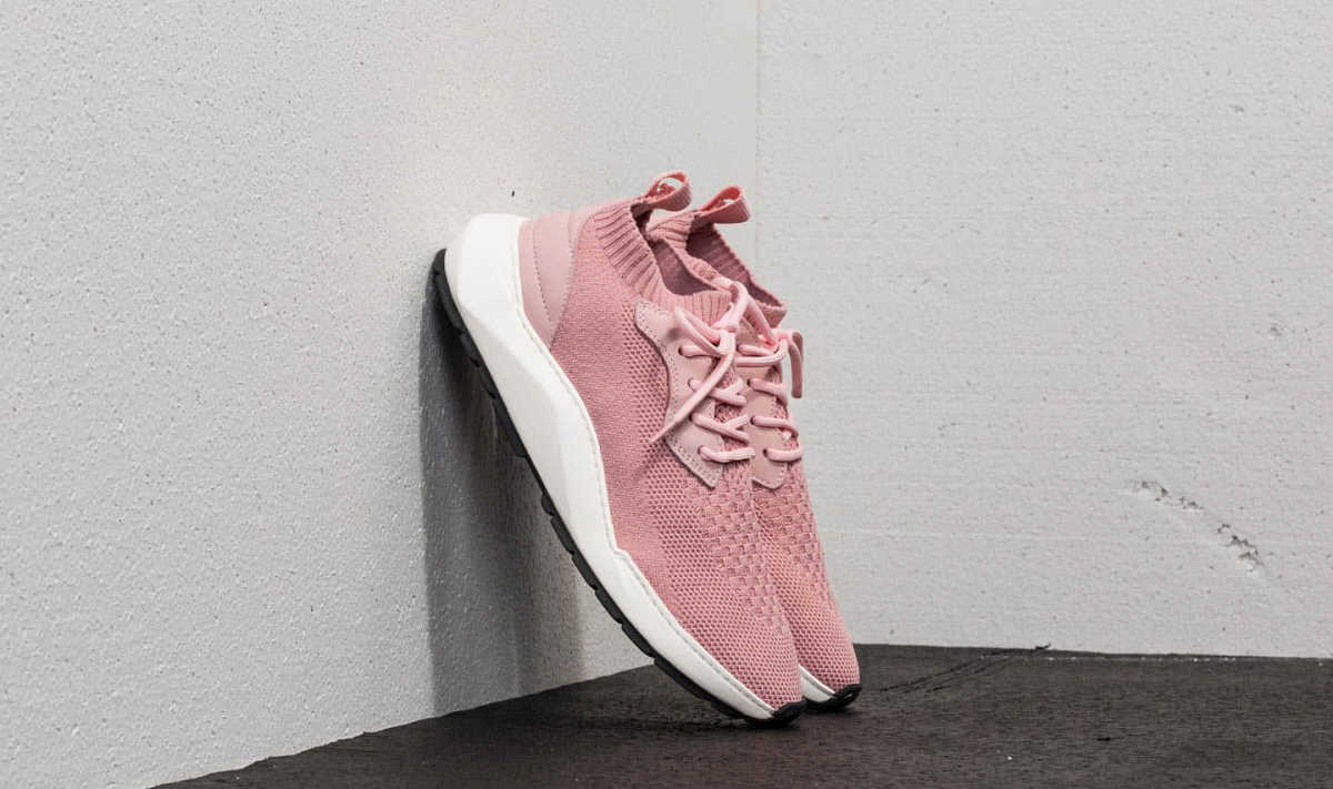 Filling Pieces Knit Speed Arch Runner Condor Light Pink GOOFASH 25679_8_5