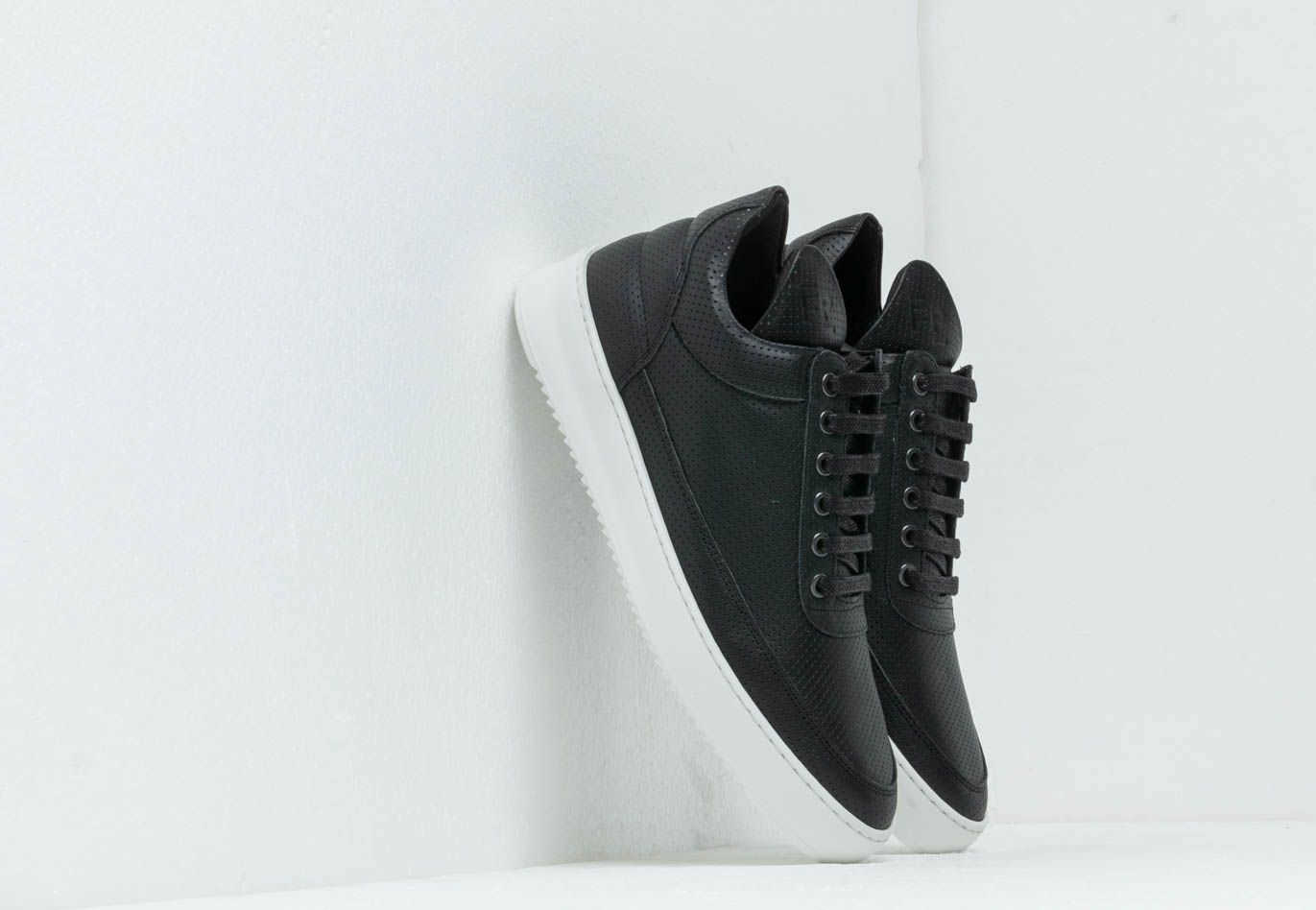 Filling Pieces Low Top Ripple Nappa