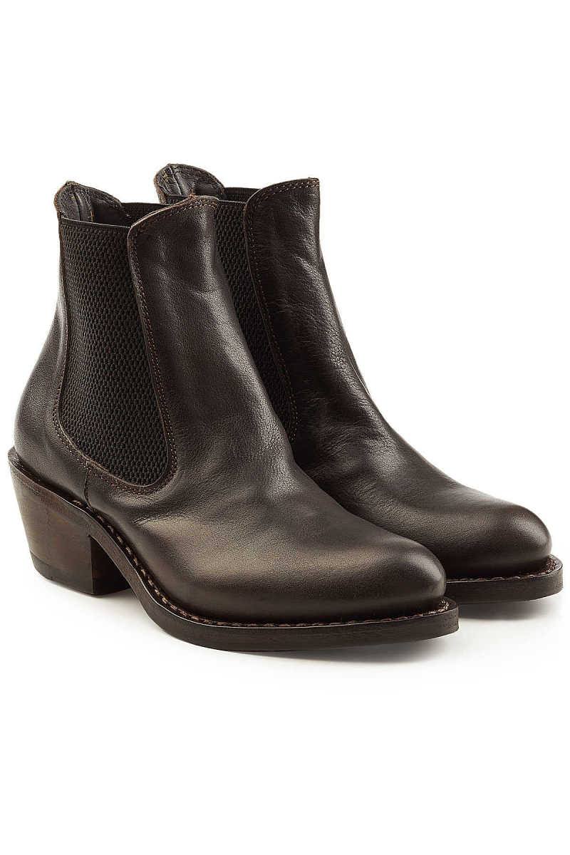 Fiorentini + Baker Roxy Leather Ankle Boots GOOFASH 277450