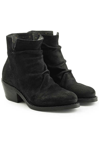 Fiorentini + Baker Rusty Suede Ankle Boots GOOFASH 277447