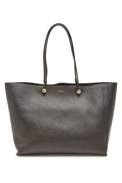 Furla Eden M Leather Tote GOOFASH 299605