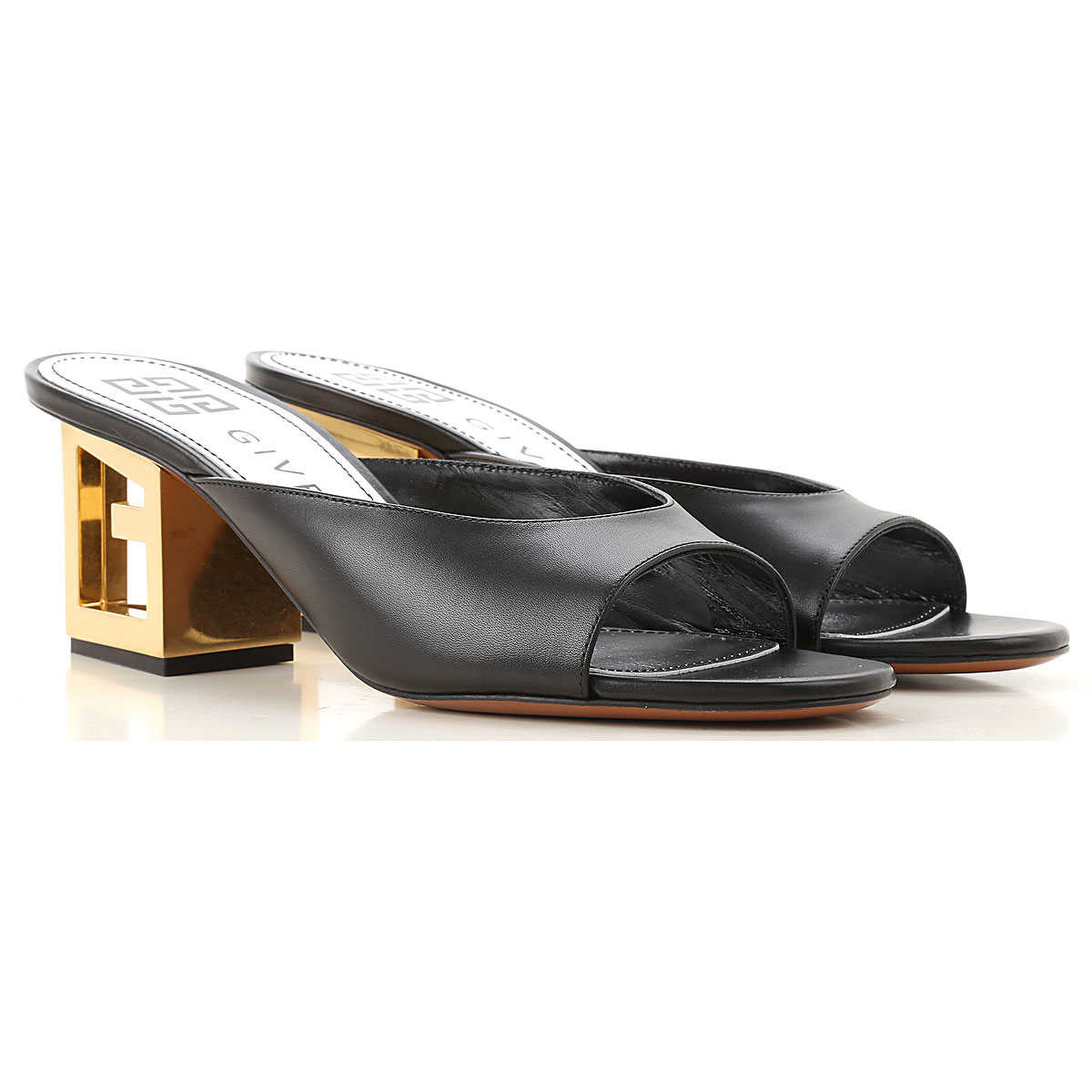 Givenchy Sandals for Women, Black