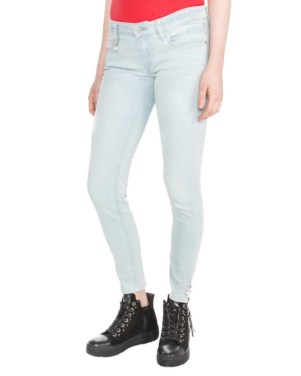 Guess Marilyn Jeans Blue GOOFASH 296212