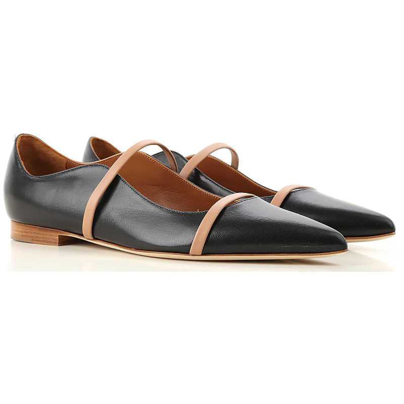Malone Souliers Ballet Flats Ballerina Shoes for Women