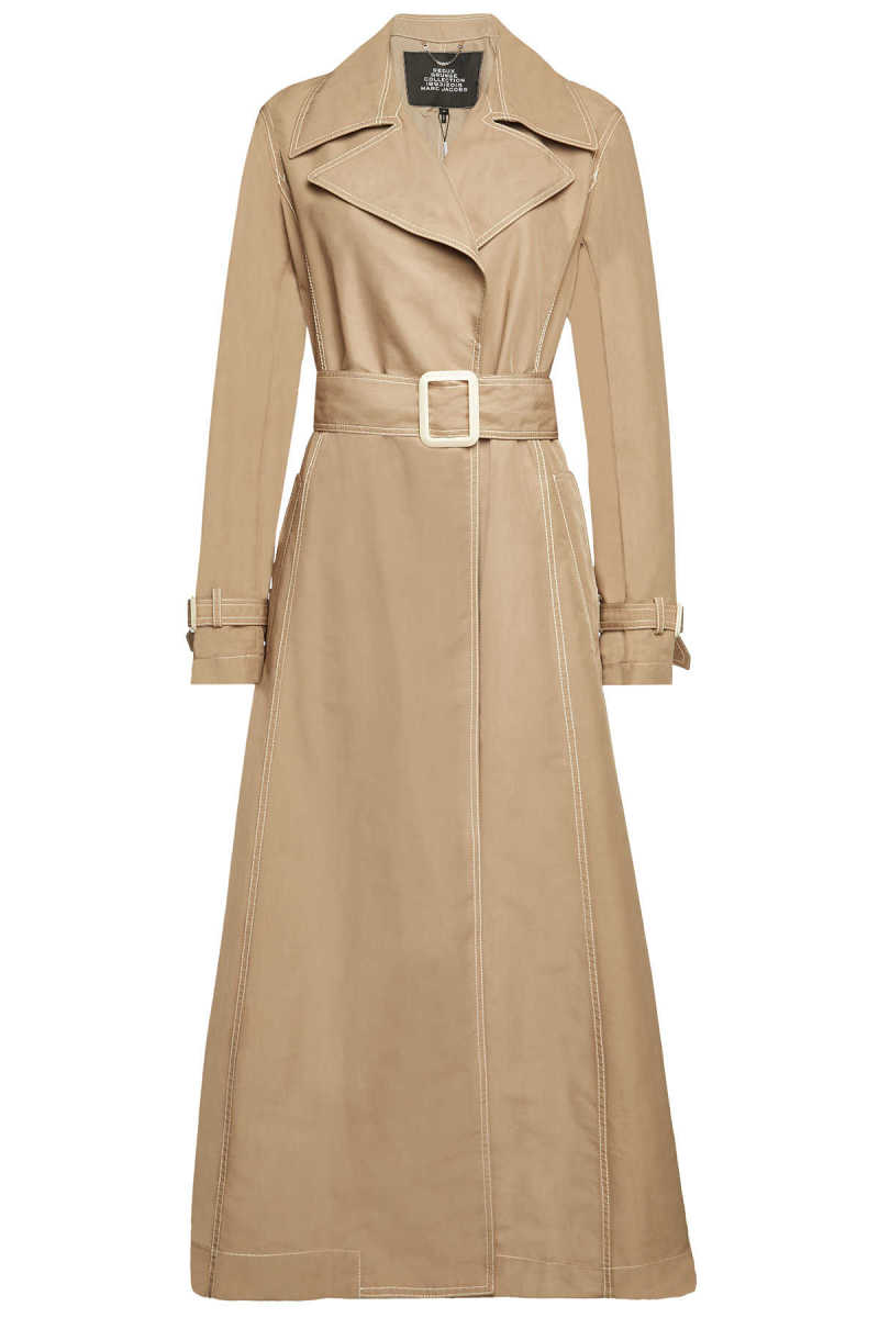 Marc Jacobs Trench Coat with Belt GOOFASH 295186